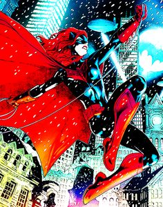 Batwoman in  DC Rebirth First Look: Detective Comics #934