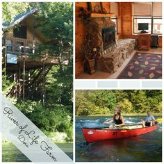 In the ozark mountains high on a hill on a private cove for Private trout fishing in missouri