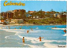 Caloundra - vintage Australia Simply Home, Sunshine Coast, Old Photos, Nostalgia, Surfing, Australia, Culture, Beach, Life