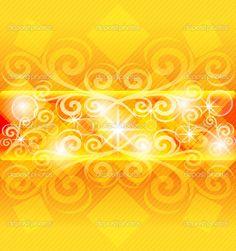 Orange Background   Abstract orange background.   Stock Vector © trinochka #5256094