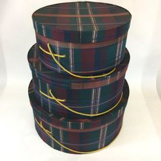 Vintage Nesting Hatboxes Set of Hat Boxes by RetroResaleSanDiego