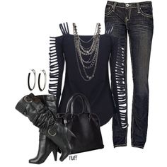 concert, created by fluffof5 on Polyvore