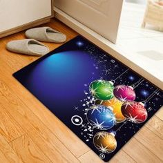Wholesale carpets and rugs online, Rosewholesale offers cheap patterned bathroom carpets and round floor rugs with high quality, worldwide delivery. Carpet Flooring, Rugs On Carpet, Christmas Baubles, Christmas Sale, Christmas Bathroom, Bathroom Carpet, Cheap Bathrooms, Cheap Rugs, Indoor Outdoor Area Rugs