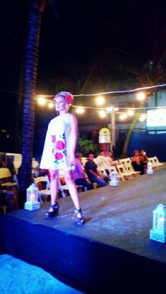 El rincón de Isabel en el Bahía Fest en San Pedro Belice