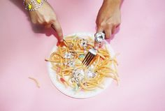 eat your sparkles every day.