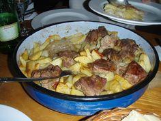 Sač/peka Janjetina