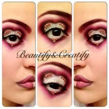 27 Best Valentine S Day Makeup Ideas Images On Pinterest Red