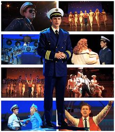 Catch Me If You Can (Aaron Tveit)