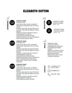 27 Modelos De Currículo Para Você Se Inspirar