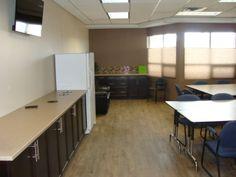 Staff Room, Corner Desk, Conference Room, Flooring, Table, Furniture, Home Decor, Corner Table, Homemade Home Decor