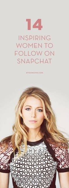 Here's who you should be following on Snapchat