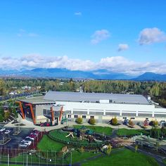 Langley Events Center.