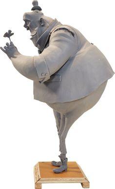 Animation Art:Maquette, The Boxtrolls Mr. Trout Maquette (LAIKA, 2014).... Image #4