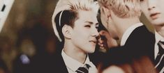 You might not be crying but i am over how beautiful u are #EXO #Sehun #Tao