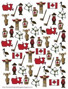 Find, Tally and Graph- Canada Canadian Facts, Canadian Things, I Am Canadian, All About Canada, Canada 150, Canada Images, My Roots, Thinking Day, True North