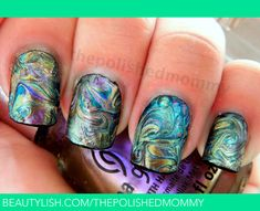 Bohemian needle drag | ThePolishedMommy B.'s (ThePolishedMommy) Photo | Beautylish