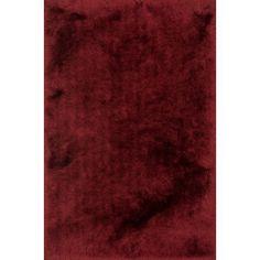 Loloi Allure Shag AQ-01 Garnet Rug  http://www.arearugstyles.com/loloi-allure-shag-aq-01-garnet-rug.html