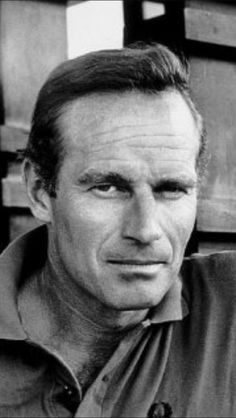 """Charlton Heston: Born John Charles Carter on Oct. 4, 1923 - April 5, 2008;  an American actor & political activist. As a Hollywood star he appeared in 100 films over the course of 60 years! He's best known for his roles in """"The Ten Commandments"""" 1956, """"Ben-Hur"""" which he won The Academy Award for Best Actor 1959, """"El Cid"""" 1961 & """"Planet if the Apes"""" 1968. His media image as a spokesman for Judeo-Christian moral values enabled his political voice. He was one of the greatest actors in film…"""