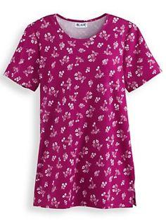 Floral Printed Tunic | Blair