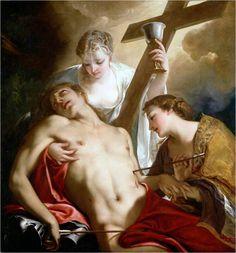 Saint Sebastian, Antonio Bellucci