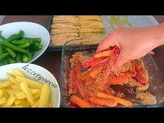 Sebze Pişirme Yöntemine BAYILACAKSINIZ👌Kızartmak YOK❌Dışına Buladığım Karışımla Lezzeti EFSANE Oldu - YouTube Carrots, Vegetables, Drinks, Food, Drinking, Beverages, Meal, Essen, Carrot