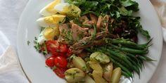 Salade Nicoise #TastesofProvence @CocoaandLavender