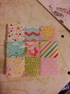 Sew Crafty Me, SC: Block of the Month with Whimsical Fabric