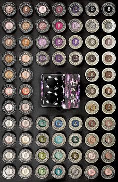Gotta have it!! Urban Decay The Mother Lode Shadow Set & 24/7 Glide-On Eyeliner Vault (2013 Edition)