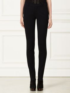 Sydney Stretch-Wool Pant - Collection Apparel Pants - RalphLauren.com