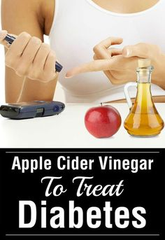 9 Simple Ways To Use Apple Cider Vinegar For Treating Diabetes. Are you a diabetic patient and in search of healthy ways to cure it? Have you ever used Apple Cider Vinegar for diabetes? This post answers all your queries. Diabetic Tips, Diabetic Snacks, Pre Diabetic, Diabetes Remedies, Cure Diabetes, Diabetes Diet, Diabetes Awareness, Diabetes Watch, Gestational Diabetes Recipes