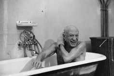 Pablo Picasso 2 | Rare and beautiful celebrity photos