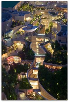 Namba Parks in Osaka, Japan. I miss Osaka, actually Japan in general. Amazing Places On Earth, Oh The Places You'll Go, Places To Travel, Beautiful Places, Wonderful Places, Beautiful Buildings, Beautiful Pictures, Architecture Cool, Landscape Architecture