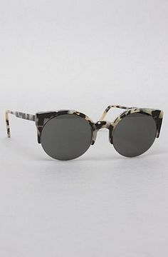 Super Sunglasses Women's The Lucia Sunglasses in Puma, Sunglasses #Glimpse_by_TheFind