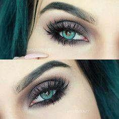 Close-up of latest tutorial  Using @stilacosmetics for eyes  Lips contour and brows @anastasiabeverlyhills  Foundation @narsissist sheer glow   #mystesebeauty #stilamakeup #smokeyeye #nzmua #hairinspo #hairenvy #turquoisehair #mattelips #kyliejenner #kyliejennermakeup #kyliehair #hairstyle #contour #partymakeup #anastasiabeveryhills #nudelips #makeupideas #septumpiercing  #softmakeup #jewellery #fashion #motd #modelrocklashes #contactlenses