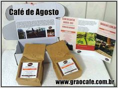 Blog Prosa Amiga: Resenha do café selecionado no mês de agosto pelo ...