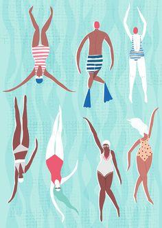 Swimmers — Lucy Banaji