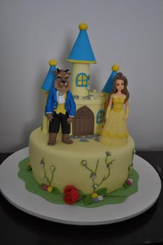 1000 Images About Beauty Amp The Beast Cakes On Pinterest
