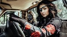 Z Nation: Cancelled by Syfy; No Season Six But a Prequel Is Coming - canceled + renewed TV shows - TV Series Finale Z Nation, Keith Allan, Kellita Smith, Dj Qualls, Tv Series, Tv Shows, Wonder Woman, Seasons, Zombies