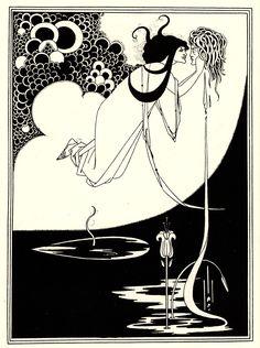 The Climax - Aubrey Beardsley