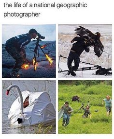 National geographic photographer