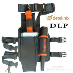 Deteknix DLP Drop-leg Pouch | Colonialmetaldetectors.com