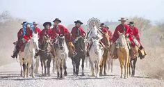 Desfile Gaucho en Salta