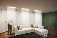 wohnzimmer Beleuchtung mit LED Deckenleuchten von Osram