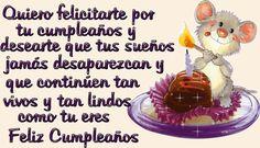 Feliz Cumpleaños hermanita, te quiero recordar q´ te quiero mucho, eres muy importante para mí, te deseo lo mejor de lo mejor que Dios te duplique de bendiciones y te conceda todo tus anheles un fuerte abracito……
