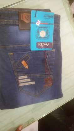 New Men jeans added by #RES-Q Manufacturer of readymade Garments From Delhi.Wholesalers can direct Contact Him.  Click Here For More Details www.urbiz.co.in/ #UrBiz #Textile #garments #Manufacture #wholesaler #delhi #GarmentOnlinePortal #GandhiNagar #men #jeans