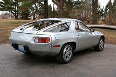 1978 Porsche 928 - 5-Speed - Low Miles - All Original