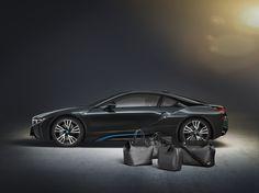 Louis Vuitton s'associe à BMW pour inventer les bagages de demain