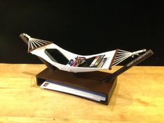 Hammock Valet  A relaxing catch all by treehouseoasis on Etsy, $42.00