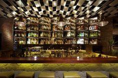 Gallery of Brownstone Bar / Kokaistudios - 1
