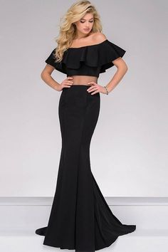 Jovani Prom 49926 Black Off the Shoulder Illusion Waist Prom Dress 49926 Prom Dresses Jovani, Pageant Dresses, Formal Dresses, Dress Prom, Ball Dresses, Long Dresses, Wedding Dresses, Sexy Dresses, Ball Gowns